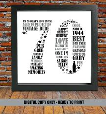 70th birthday ideas for dad gifts men inspirational male gift inside presents australia