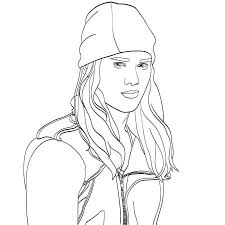 Jay From Descendants 2 Coloring Pages Printable Super Coloring Page