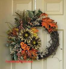 outdoor door wreaths fall outdoor wreaths fall wreaths for front door new fall wreath green sunflower outdoor door wreaths