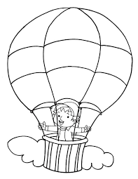 Small Picture Hot air balloon coloring page Download Free Hot air balloon