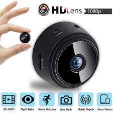 S_way 《 Ban Đầu 》 A9 Mini Camera Wifi 1080P HD Camera Giám Sát Từ Xa Nhìn  Xuyên Đêm Nhà Màn Hình Camera An Ninh micro Camera giá rẻ 284.000₫