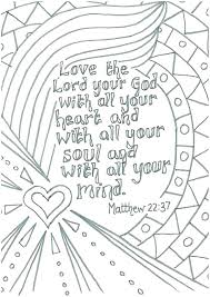 Bible Verse Coloring Page Bible Verse Coloring Pages For Adults Page
