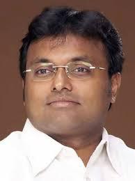 கார்த்திக்கு சொந்தமான, 54 கோடி ரூபாய் சொத்துக்களை, அமலாக்கத் துறை முடக்கியது
