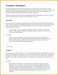 8 Executive Summary Resume Resume Reference Executive Resume Best