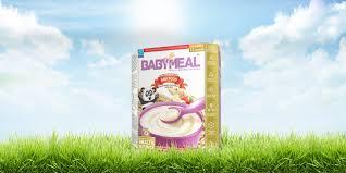 Brij Design Studio Babymeal Infant Food On Packaging Of The World Creative