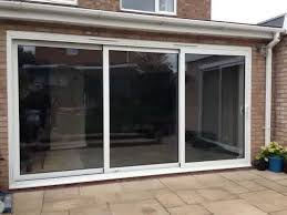 nice triple sliding patio doors sliding door triple sliding glass door home interior ideas
