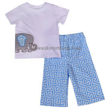 Little Boy Applique Designs Spring Applique Designs For Baby Boy Clothing Set With Elephant Pattern Buy Applique Designs Baby Boy Clothing Set Applique Work Product On