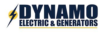 generac logo. Dynamo Electric - Electricians Generac Generators Williamsburg Virginia Logo