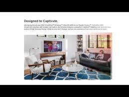 home theater display. new vizio m70-d3 smartcast m-series 70\ home theater display