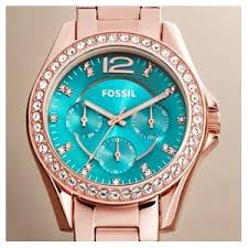 buy fossil riley analog silver dial women s watch es3204 online fossil women s es3204 riley silver and gold tone watch