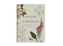 rhs botany for gardeners