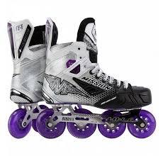 Inline Hockey Skate Size Chart Rolki Hokejowe Mission Inhaler Fz 1 Sr Inline Hockey