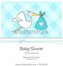 Cute Baby Boy Announcements Baby Boy Birth Announcement Baby Shower