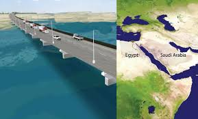 king salman bridge to cement relations arab news Egypt Saudi Arabia Map Egypt Saudi Arabia Map #33 egypt saudi arabia relations