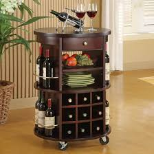 Wine Carts Cabinets Decorating Ideas With Mini Bar Cart