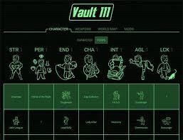 Fallout 4 Perk Chart Gallery Of Chart 2019