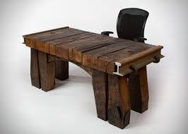custom wood office furniture. Rustic Office Desk . Custom Wood Furniture R