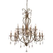 bel air lighting juglans 12 light antique gold chandelier