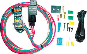 1967 impala parts electrical and wiring switches and fuses painless 3 circuit cirkit boss®™ set