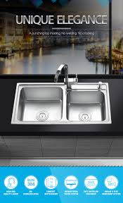 H8143r China 810430220mm Kitchen Sinks For Sale Stainless Steel