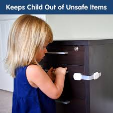 Wittle Multifunctional Child Safety Locks Child Proof Cabinets