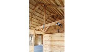 barn project info this 36x60 great plains eastern horse barn features