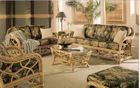 Living Room Wicker Furniture Wicker Bamboo Furniture Rattan Furniture On Flower Stands Rattan