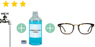 what are the best worst s to clean eyeglasses lenses