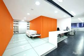office interior wall colors gorgeous. Orange Office Decor Gorgeous Modern Home Colors Comfortable White Wall Ideas Interior A