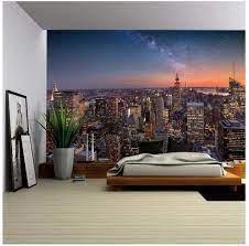 wall26 - Milky Way Over Manhattan, New ...