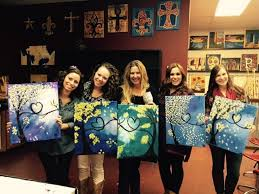 photo of painting with a twist katy tx united states the love
