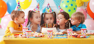 Child Birthday Fiver Parties Are The Newest Birthday Party Trend For Kids
