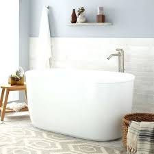 freestanding tub in small bathroom marvelous bathrooms design soaking tubs for deep home interior free