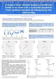 Flow Chart Of Medieval Period Pdf A Study Of Three Skeletal Markers Of Childhood Health