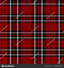 Christmas Design Checks Christmas Checks Repeat Modern Pattern Stock Photo