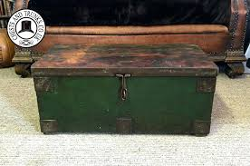 Antique Storage Trunks And Chests