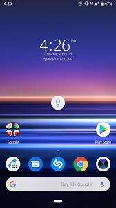 sony xperia 1 live wallpapers