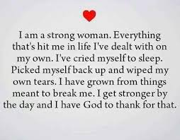 Stronger Quotes Classy Top 48 Strong Women Quotes With Images