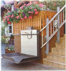 exterior stair chair lift. Modren Lift Hiro 320 Inclined Wheelchair Lift Throughout Exterior Stair Chair 3