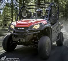2018 honda utv. plain honda 2017 honda pioneer 1000 review  specs  price side by atv utv intended 2018 honda utv