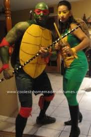 ninja turtles couples costumes. Interesting Ninja Coolest Homemade Teenage Mutant Ninja Turtles Couple Costume  Couples  Halloween Costumes Pinterest Costumes Turtles And On