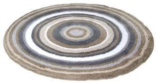 large round bathroom rugs circle bath rug taupe round non slip washable bathroom rug mandala medium large round bathroom
