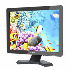 <b>EYOYO</b> 12 <b>Inch</b> LCD <b>Monitor</b> Color <b>Screen</b> HD 1024*768 VGA ...
