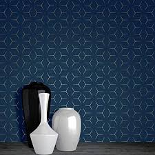 Blue And Gold Design Blue And Gold Wallpaper Amazon Com