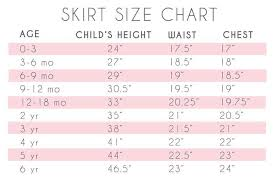 Skirt Size Chart For Toddlers Swan Baby Toddler Bloomers Or Skirt Milk Bones