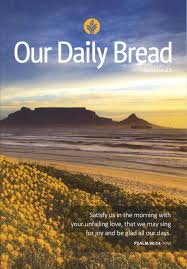 Our Daily Bread 2019 Annual Edition Our Daily Bread