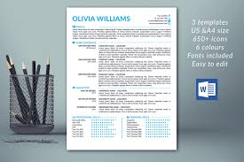 The Modern Resume Modern Resume Template Cover Letter Template References Modern 17