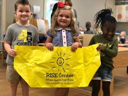 UA'S RISE CENTER HOSTS BUY FOR RISE FUNDRAISER - The College of Human  Environmental Sciences