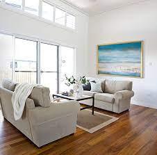 contemporary coastal home beach style