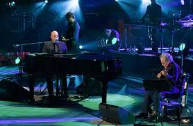 exclusive photos billy joel at madison square garden august 20